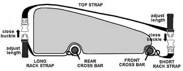 Car Top Carrier Cross Bars Car Top Carrier Cross Bars Installation Rooftop Carrier For Cars