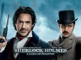 sherlock holmes a game of shadows movie tablet wallpapers and