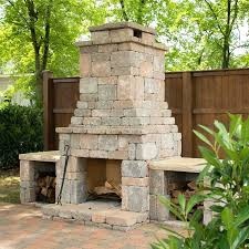 stone age fireplace kits outdoor canada faux surround pergola