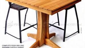 high top table plans outdoor high top table plans woodarchivist tremendous patio tables