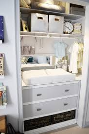 Small Closet Organization Pinterest by 18 Small Closet Makeovers Small Closet Makeovers Closet