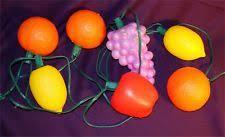 Tiki Patio Lights Plastic 6 7 Lights Outdoor Lanterns Strings Ebay