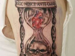 25 stunning hourglass tattoo designs slodive
