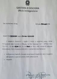 ufficio immigrazione bologna permesso di soggiorno sportelli migranti sui permessi per l asilo la questura viola la