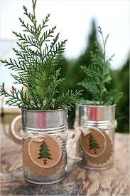 decoration wedding favours evergreen winter wedding