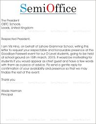 sle invitation letter graduation speaker speech professional