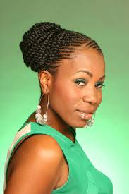 braided hairstyles for short natural african american hair