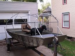Duck Boat Blind Pictures Boat Blinds