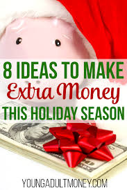 8 ideas to make money during the season
