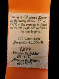 halloween party invitations diy halloween invitation wording