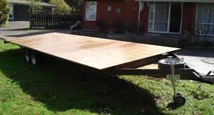 how to build a deck nz our tiny house trailer manufacturer new zealand