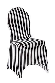 black and white chair covers royalty events chair covers