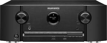 most powerful home theater receiver marantz sr 7 2 ch hi res with heos 4k ultra hd a v home theater