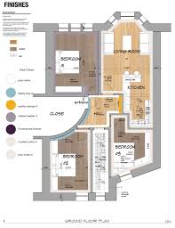 Tenement Floor Plan by Apartment Renovation Victorian Tenement Glasgow
