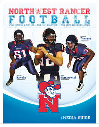 2011 nwcc football media guide by northwest mississippi cc issuu