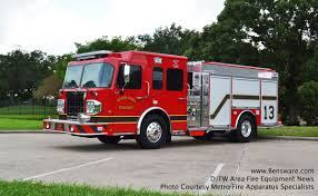 dallas fort worth area fire equipment news