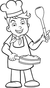 dessins de cuisine cuisine gã teau