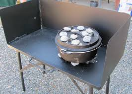 lodge dutch oven table the cowgirl s foodie blog