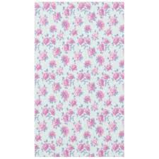 shabby chic wrapping paper roses tablecloths zazzle