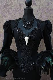 Black Wedding Dress Halloween Costume Gothic Wedding 4 Weddbook