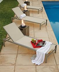 Pool Chaise Outdoor Chaise Lounges Popsugar Home
