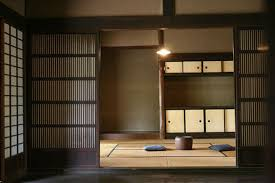 classic living room in japanese style home design home furniture