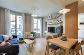 Ambiance Et Deco Rénovation Et Décoration D U0027un Appartement De 53m2 à Paris 9e