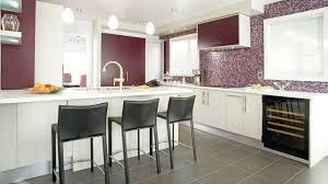 mur cuisine aubergine cassis et aubergine dans la cuisine les idées de ma maison