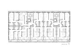 Multi Family Plans by Gallery Of 30 Unit Multifamily Housing Building Narch 11