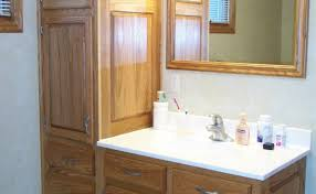 How Tall Are Bathroom Vanities Atstractor Com China Cabinet Ideas Spray Painting Kitchen