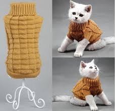 cat sweater cat sweater sphinx cat coat spagetti warm autumn winter cat