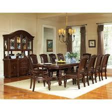 steve silver ay600s antoinette side chair in warm brown cherry