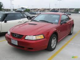 2000 ford mustang colors 2000 laser metallic ford mustang v6 coupe 28247294 gtcarlot