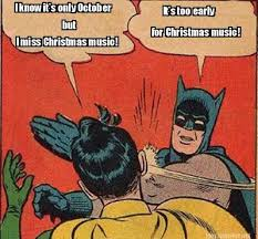 But But Meme Generator - meme maker i know it s only october it s too early for christmas