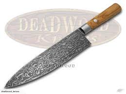 damascus kitchen knives boker knife enchoku damascus kitchen cutlery olive trade me