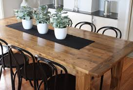 white wood dining room table furniture rustic round dining table awesome rustic dining room