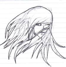 wind blown hair by frizzyme on deviantart