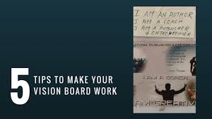 5 tips to make your vision board come alive harry alexander