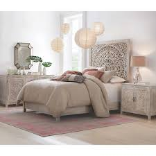 White King Platform Bed Home Decorators Collection Chennai White Wash King Platform Bed