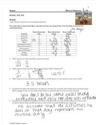 Matrix Worksheets Im1h Ms Shultis