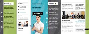 one page brochure template 20 creative psd brochure templates for free 2017 designmaz