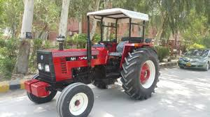 new holland dabung 85 horse power tractor new model by al ghazi