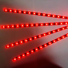 Red Led Light Bars by Online Get Cheap Interior Led Light Bar Aliexpress Com Alibaba
