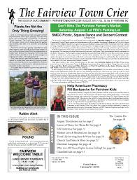 Cape Cod Times Classified Yard Sales - crier august 2015 web by fairview town crier issuu