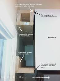 ikea kitchen base cabinet depth the fridge ikea cabinet how to make it the same depth