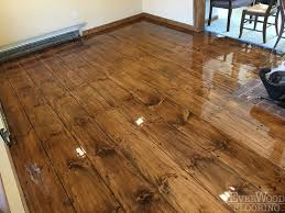 Wide Plank Pine Flooring Everwood Flooring Project Profiles Wide Plank Pine Stain