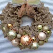 burlap ornament wreath burlap tulle wreath burlap