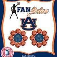 flirties earrings 190 best auburn jewelry images on auburn tigers
