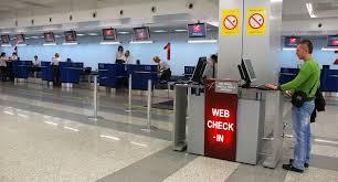 aerodrom nikola tesla online check in
