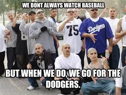 Dodgers Suck Meme - once again dodgers fan involved in a crime fatal stabbing at sf